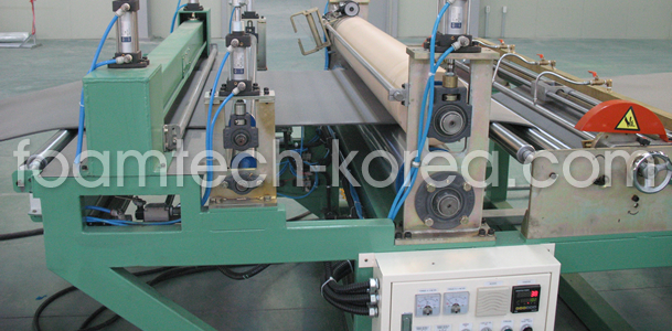 Crosslinked PE Foam Production Line